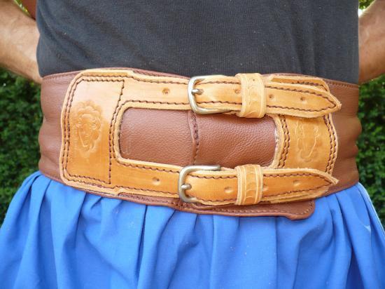 Détail ceinture