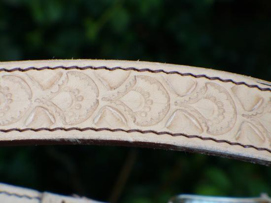 Ceinture -détail