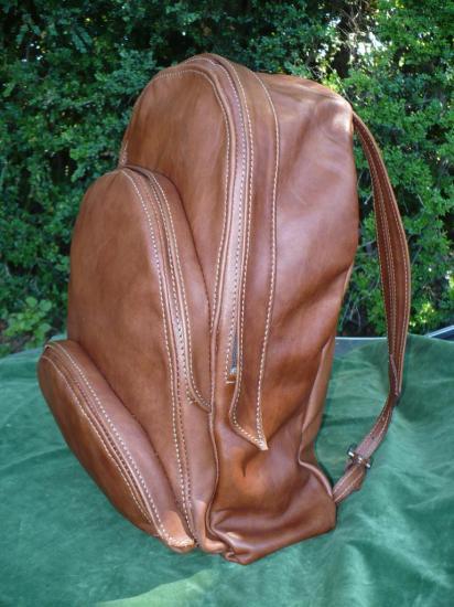 Fabrication d'un sac à dos